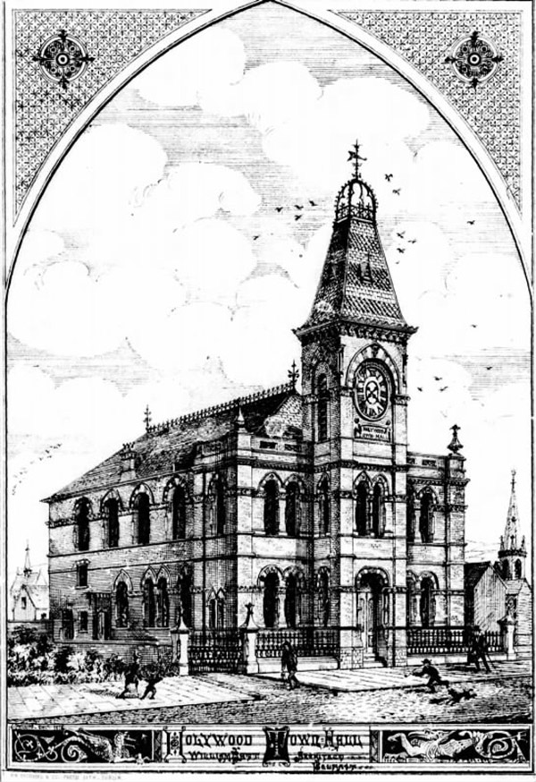 1873 – Town Hall, Holywood, Co. Down­