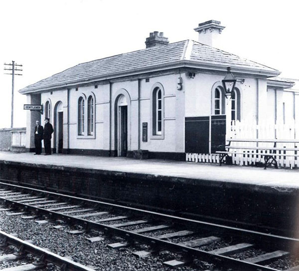 1841 – Railway Station, Moira, Co. Down
