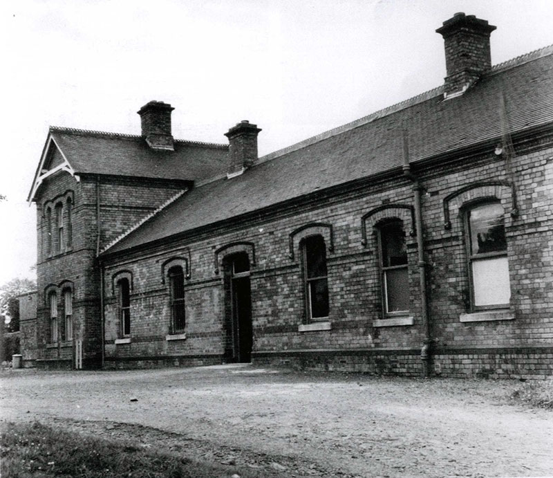 1896 – Railway Station, Carnalea, Co. Down