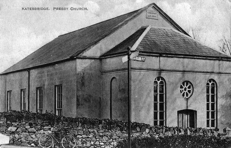 1860s – Presbyterian Church, Katesbridge, Co. Down