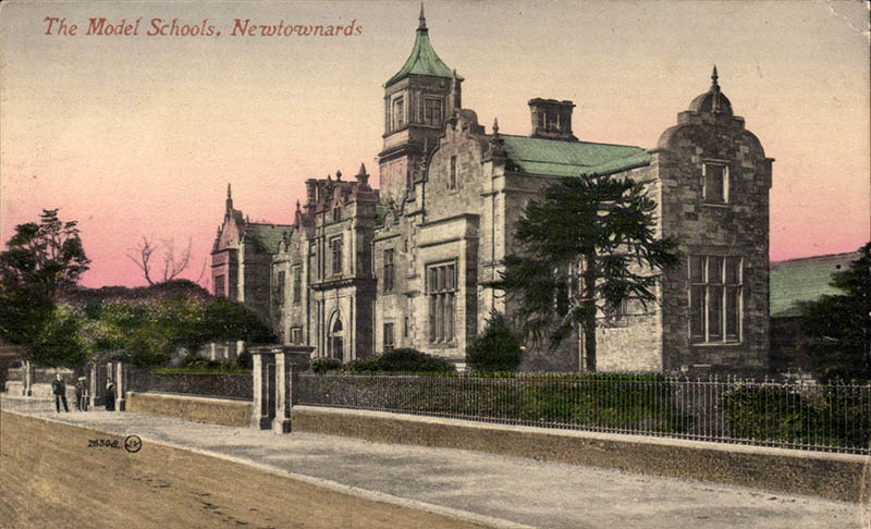 1862 – Model School, Newtownards, Co. Down
