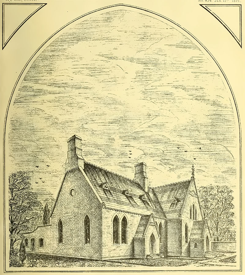 1878 – National Schools, Holywood, Co. Down