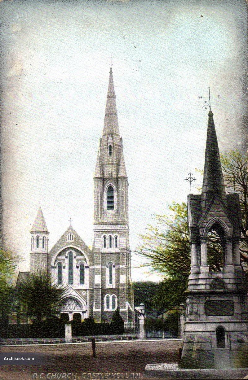 1884 – Church of St. Malachy, Castlewellan, Co. Down