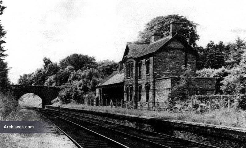 1897 – Railway Station, Cultra, Co. Down