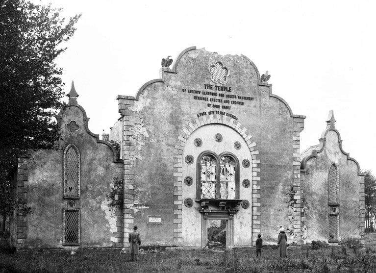 1866 – Temple of Liberty, Toomebridge, Co. Antrim