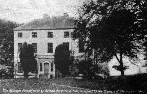 1781 – Former Bishop's Palace, Dromore, Co. Down
