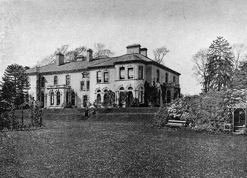 1872 – Ardara House, Comber, Co. Down