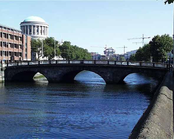1818 – Father Mathew Bridge, Dublin