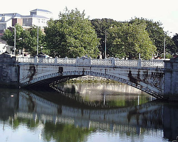 1829 &#8211; Heuston Bridge, Dublin