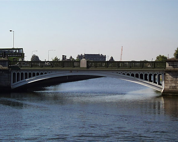 1859 – Rory O'More Bridge, Dublin