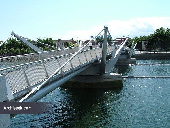 2005 – Sean O'Casey Bridge, Dublin