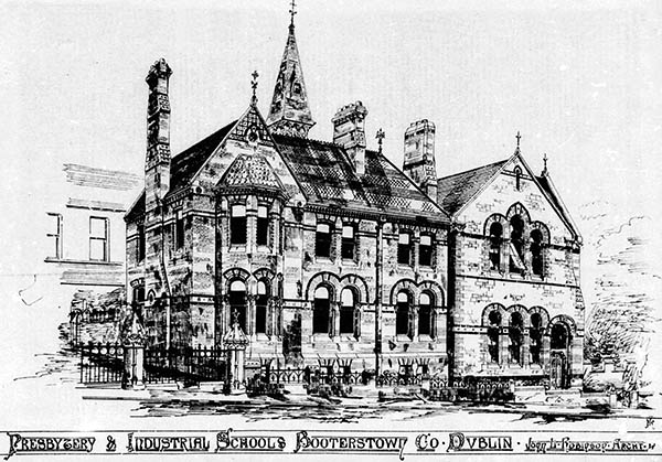 1878 &#8211; Presbytery &#038; Industrial Schools Booterstown, Co. Dublin