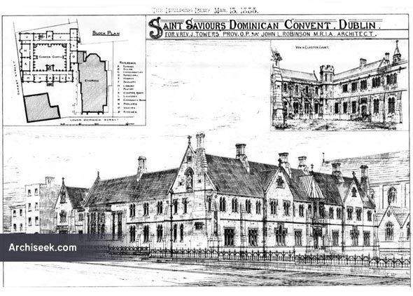 1885 – St. Saviour's Dominican Convent, Dublin