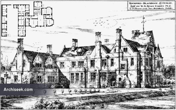 1886 – Rockford, Blackrock, Co. Dublin