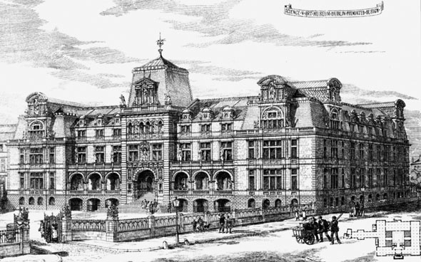 1883 &#8211; Science &#038; Art Museum, Kildare Street, Dublin