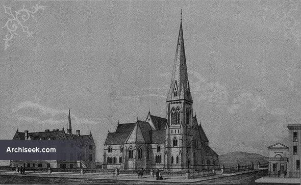 1860 – Molyneux Church and Asylum for Blind Females, Leeson Park, Dublin