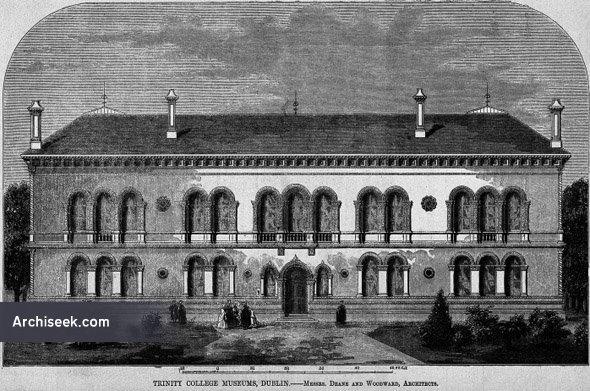 1857 – Trinity College Museum, Dublin