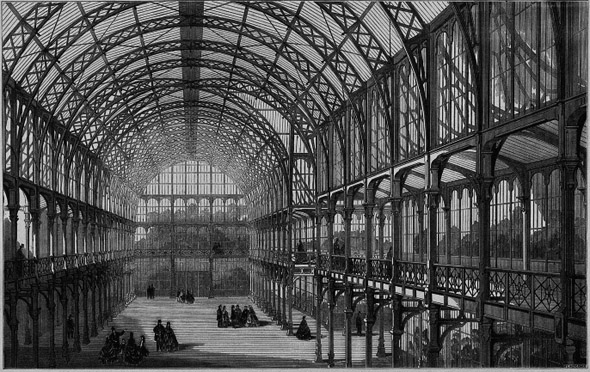 1865 – Dublin Exhibition