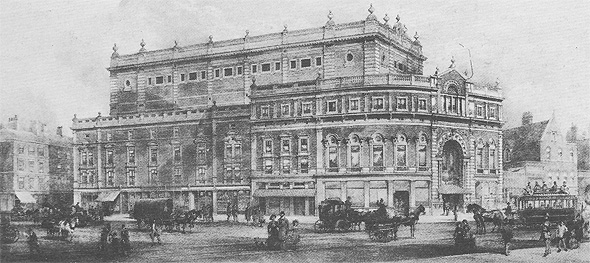 1884 &#8211; Lyceum Theatre, Dublin