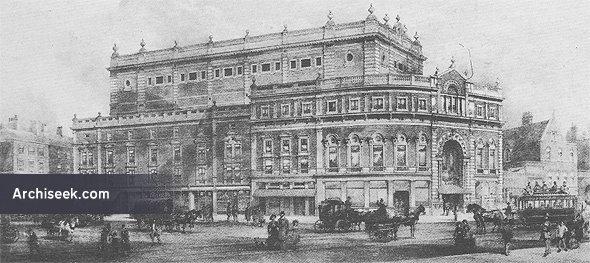 1884 – Lyceum Theatre, Dublin