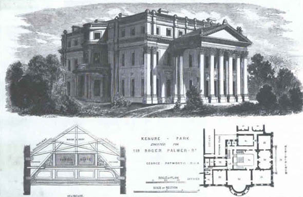 1827 &#8211; Kenure House, Rush, Co. Dublin