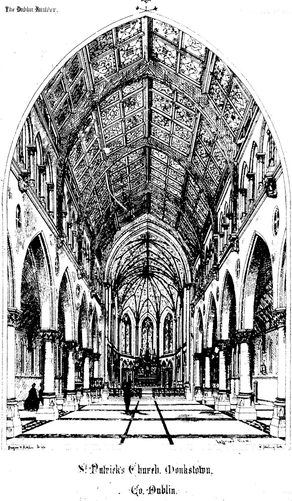 1866 – St. Patrick's Church, Monkstown, Co. Dublin