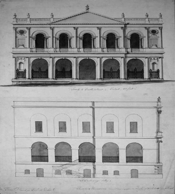 1769 &#8211; Royal Exchange, Dublin