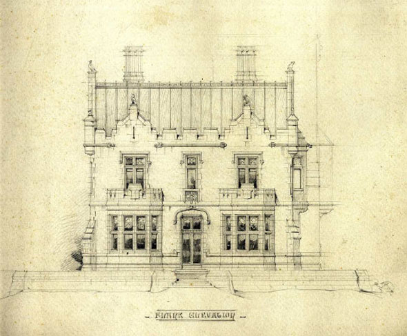 1880 – House Design, Co. Dublin