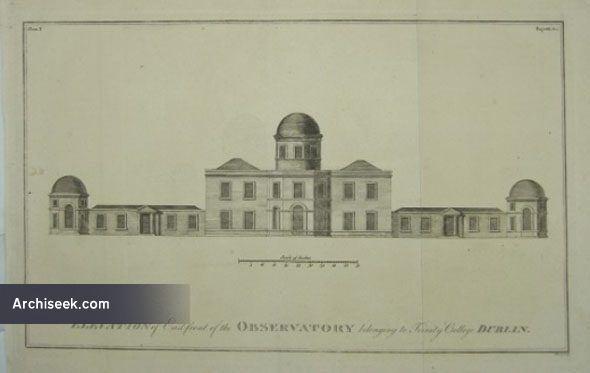 1783 – Dunsink Observatory, Co. Dublin
