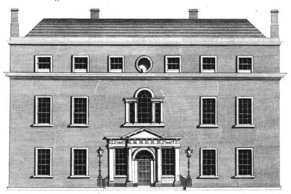 1740 – Tyrone House, Marlborough St., Dublin