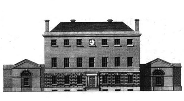 1773 – Hibernian Marine School, Dublin