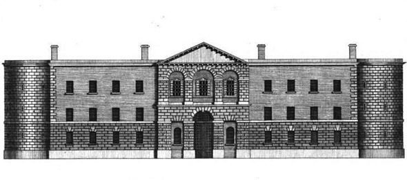 1773 &#8211; Newgate Gaol, Dublin