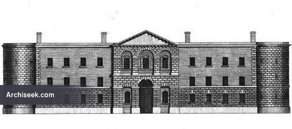1773 – Newgate Gaol, Dublin