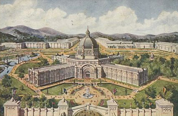 1907 – Irish International Exhibition, Dublin
