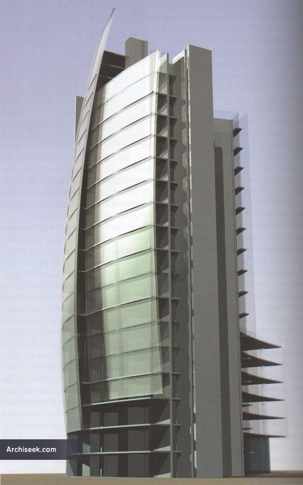 2000 – Dunloe Ewart Tower, Sir John Rogerson's Quay, Dublin
