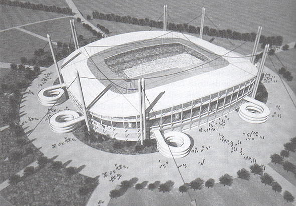 2000 – National Stadium, Abbotstown, Co. Dublin