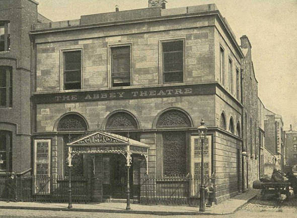 1904 &#8211; Abbey Theatre, Dublin