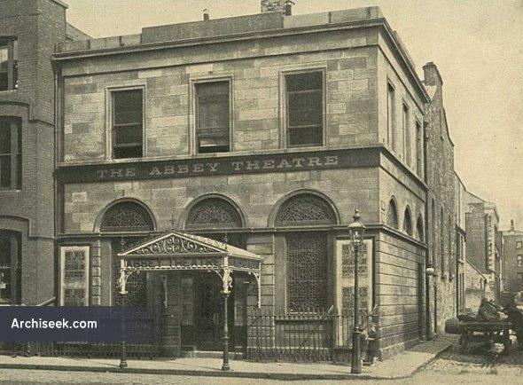 1904 – Abbey Theatre, Dublin