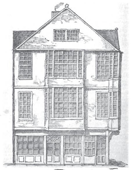 1700c &#8211; Last Cage-work House, Dublin