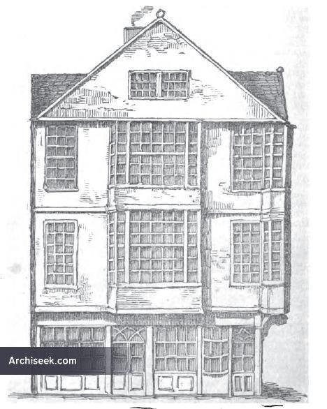 1700c – Last Cage-work House, Dublin