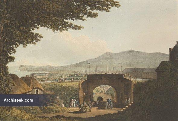 1796 – Foster Aqueduct, Constitution Hill, Dublin