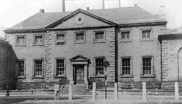 1792 &#8211; Westmoreland Lock Hospital, Townsend Street, Dublin