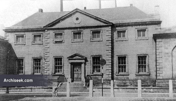 1792 – Westmoreland Lock Hospital, Townsend Street, Dublin