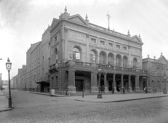 1897 – Theatre Royal, Hawkins St., Dublin