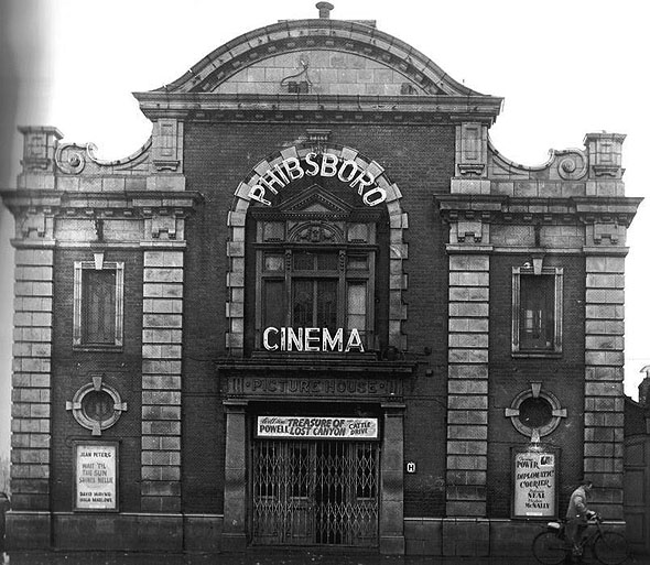 1914 &#8211; Phibsborough Picture House, North Circular Rd, Dublin