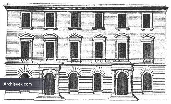 1767 – Dublin Society, No. 112-113 Grafton St., Dublin