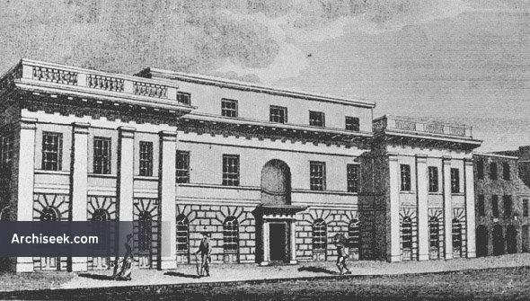 1796 – Dublin Society, Hawkins St., Dublin