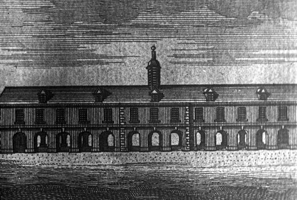 1727 – Corn Market House, Thomas St., Dublin