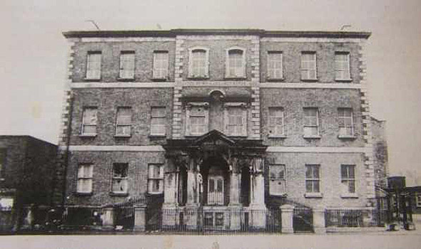 1771 &#8211; The Coombe Lying-in Hospital, Dublin
