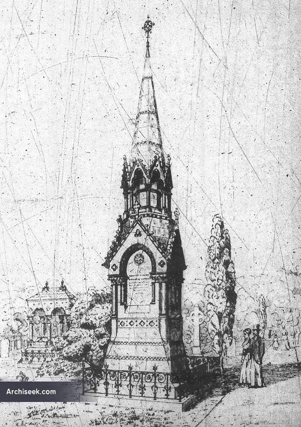 1889 – Cassidy Monument, Glasnevin Cemetery, Dublin